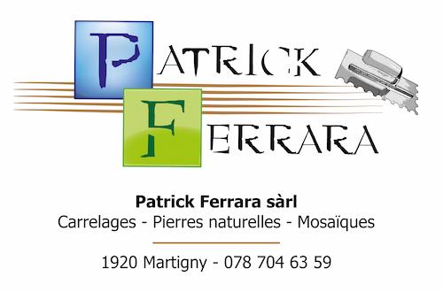 Patrick Ferrara Carrelage