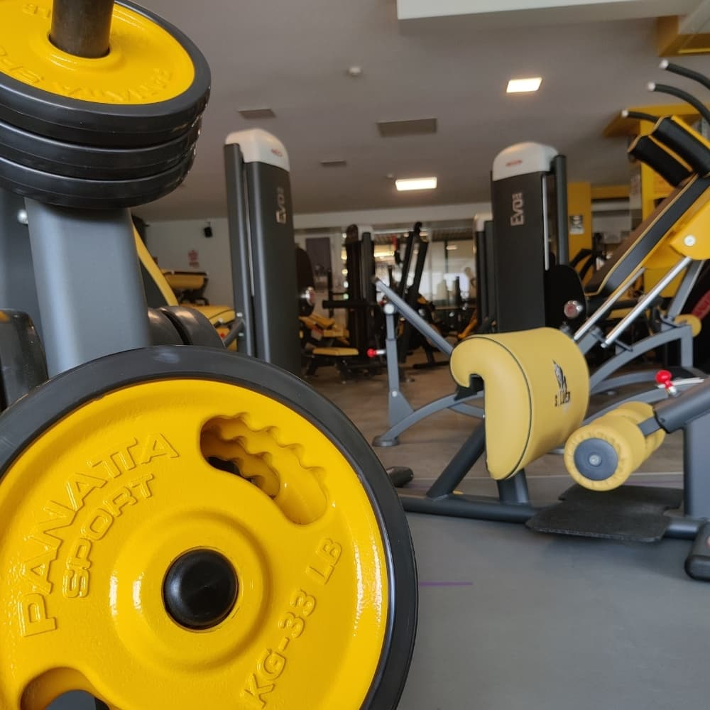 Fitness Silver-Gym de Fully